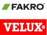 Expert Attics, Dublin, supplies and fits roof windows, skylights, loft ladders from FAKRO and supplies and fits roof windows & sky lights by Velux, Ireland