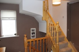 Attic Stairs designed to your specifications by Expert Attics, Lucan, Dublin, Ireland.